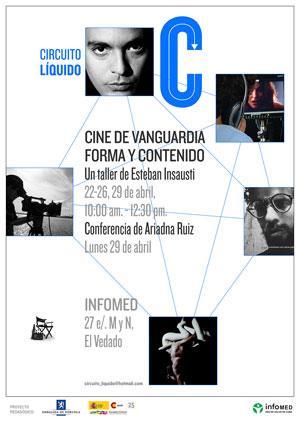 cartel-taller-cine-vanguardia