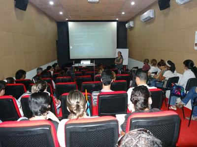 Conferencia de Lia Rodríguez