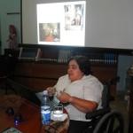 Isabel Moya. Investigadora y directora de la Editorial de la Mujer