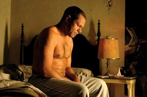 El personaje Nolberto interpretado por el actor Eman Xor Oña