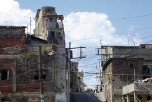 Locación en Santiago de Cuba
