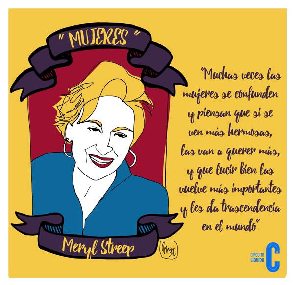 8. Meryl Streep, actriz (EUA)