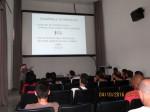 Sesión del seminario. Imágenes: CL & CIRCCE